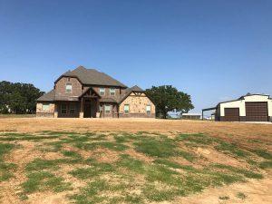 TX custom homes